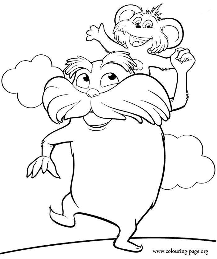142 best Dr Seuss coloring sheets images on Pinterest