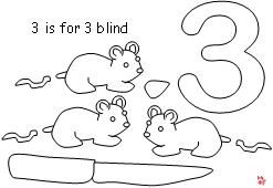 13 best images about Three blind mice on Pinterest
