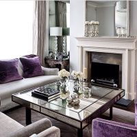 25+ best ideas about Purple grey rooms on Pinterest ...