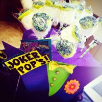 Joker pop's! Hand made chocolate covered marshmallows with ...