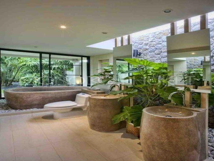 17 Best Ideas About Tropical Bathroom On Pinterest