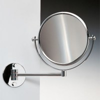 Bathroom Mirrors Extendable Magnifying : Cool Yellow ...