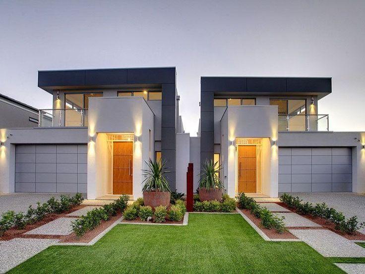 25 Best Ideas About House Facades On Pinterest Modern House