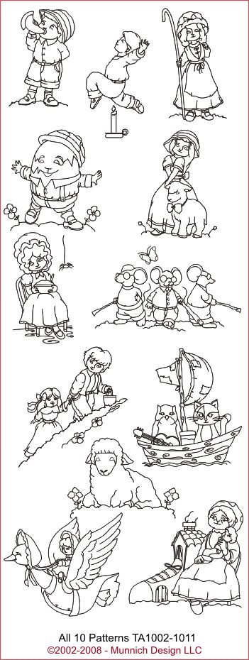 56 best images about Nursery Rhymes Theme on Pinterest