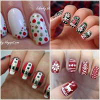 1000+ images about Christmas Nail Designs on Pinterest ...