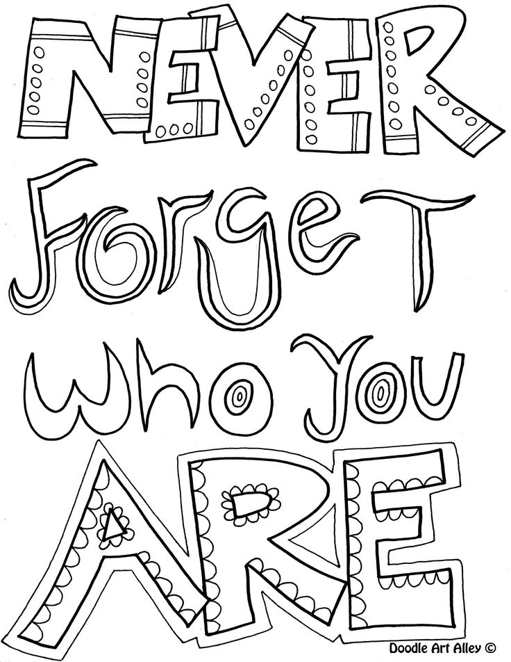 The 25+ best Quote coloring pages ideas on Pinterest