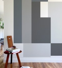 87 best images about >> COLOR BLOCKED VG / WALL
