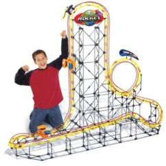 Walmart Play Kitchen Sets Granite Countertop Check Out These K'nex Roller Coasters! Awesome Gift In A ...