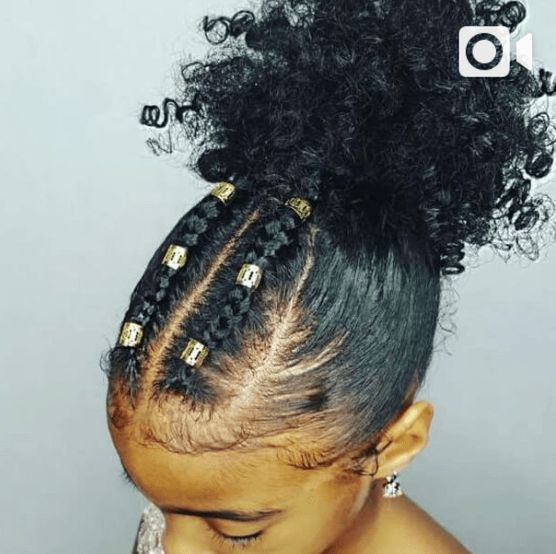 25 Best Ideas About Black Girls Hairstyles On Pinterest Black