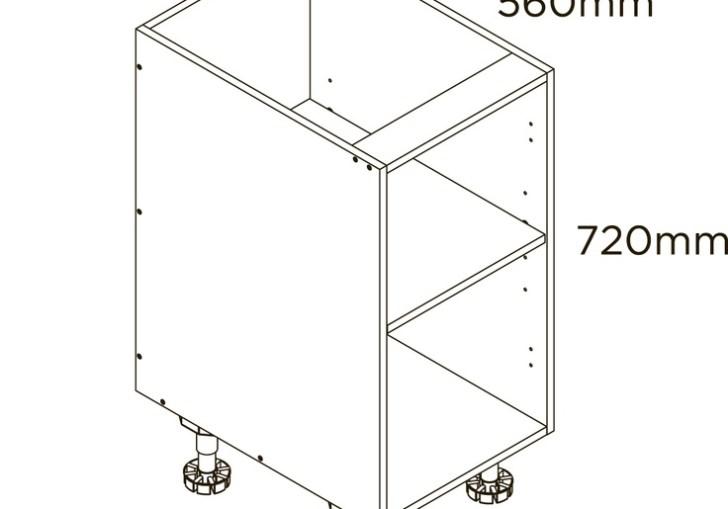 Kaboodle Kitchen Base Cabinets