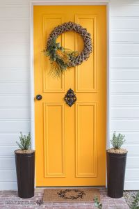 17 Best ideas about Yellow Front Doors on Pinterest ...