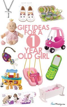 Top 25 Best Gift Ideas For 1 Year Old Girl Ideas On Pinterest