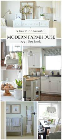 25+ best ideas about Modern Farmhouse Style on Pinterest ...