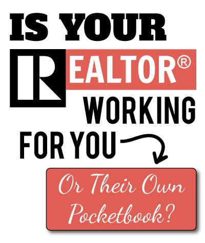 After having a bad experience with a Realtor this past week, I decided to ask this question in an article: Is your Realtor working for you, or their own pocketbook? #realestate