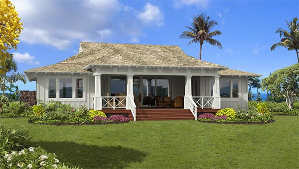 Hawaii Plantation Home Plans Plantation Cottage 16 Just A Short