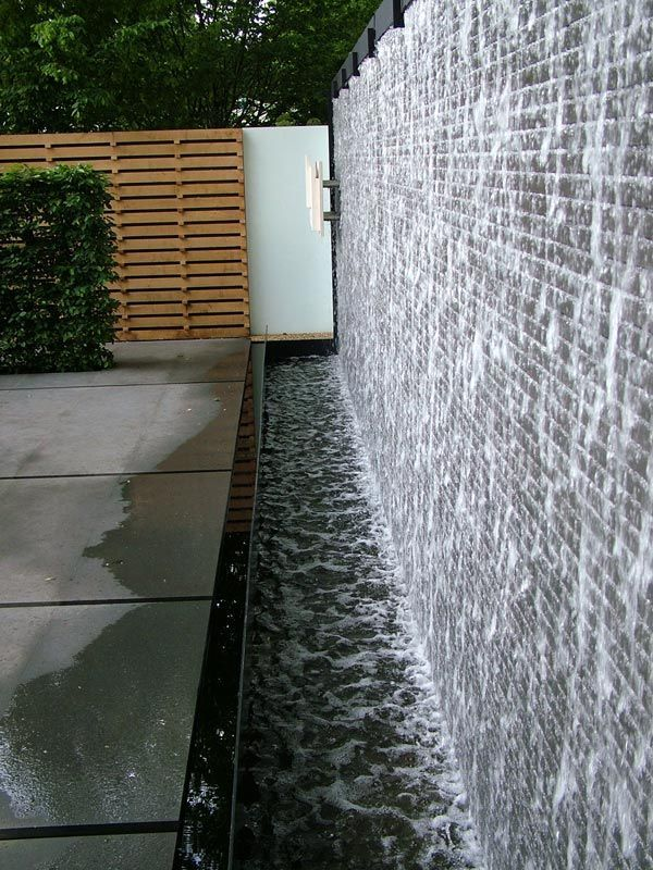 The 25 Best Ideas About Water Walls On Pinterest Wall Water