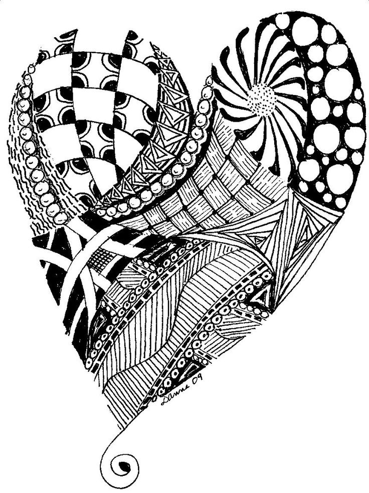 1000+ images about art :: zentangle on Pinterest