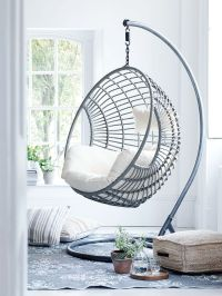 Best 20+ Hanging Egg Chair ideas on Pinterest | Egg chair ...