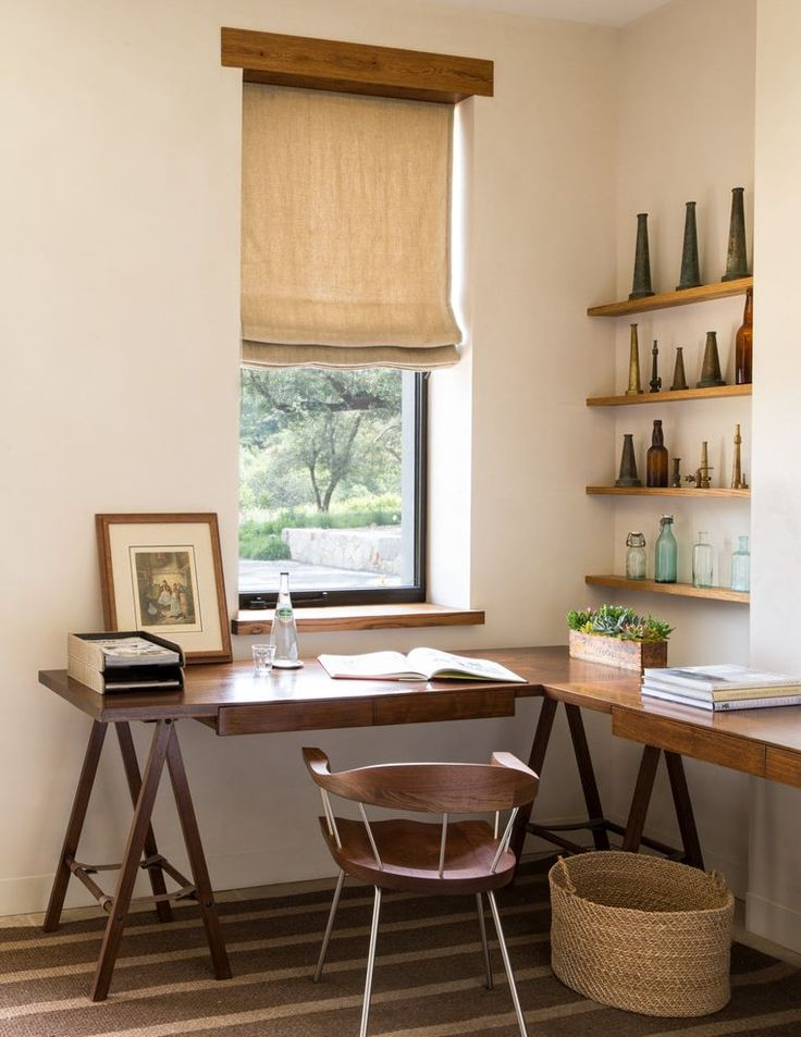 25 Best Ideas About Farmhouse Office On Pinterest Farmhouse Desk Country Office And Corner Desk