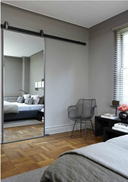 sliding bedroom closet door mirror 1000+ ideas about Mirror Door on Pinterest | Sliding doors