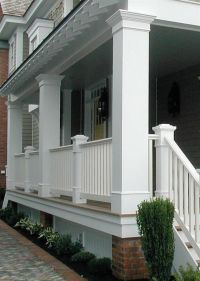 25+ best ideas about Porch columns on Pinterest