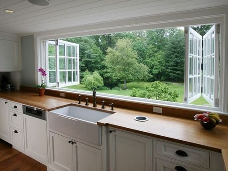 25+ best ideas about Window over sink on Pinterest