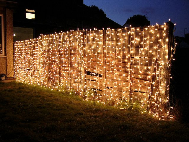 25 Best Ideas About Outdoor Fairy Lights On Pinterest Fairy