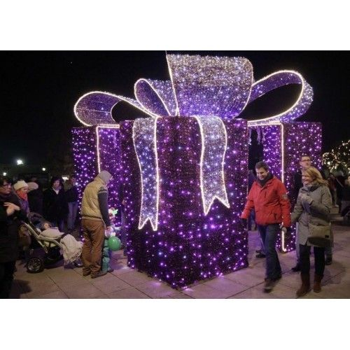 1000+ ideas about Large Outdoor Christmas Decorations on