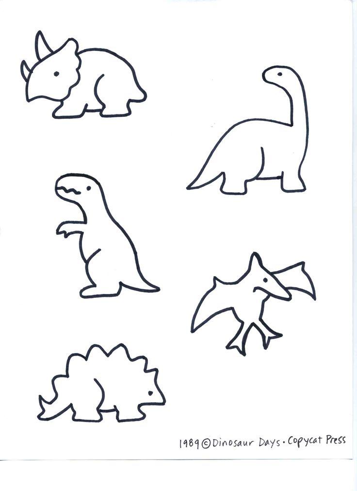 Best 20+ Dinosaur template ideas on Pinterest