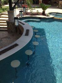 17+ best ideas about Swim Up Bar on Pinterest | Pool bar ...