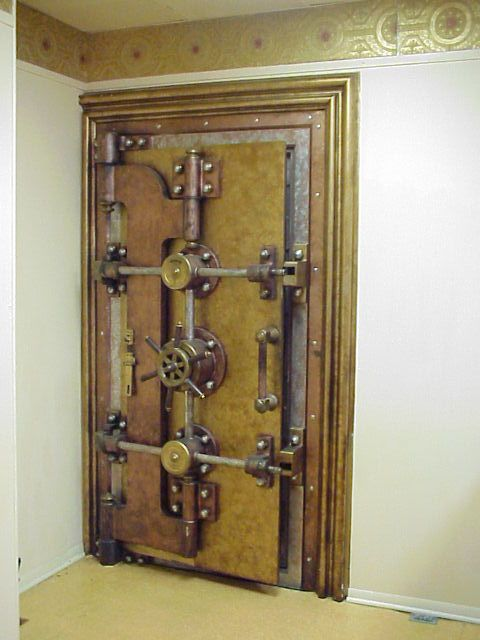 25+ Best Ideas about Vault Doors on Pinterest