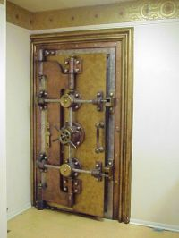25+ Best Ideas about Vault Doors on Pinterest