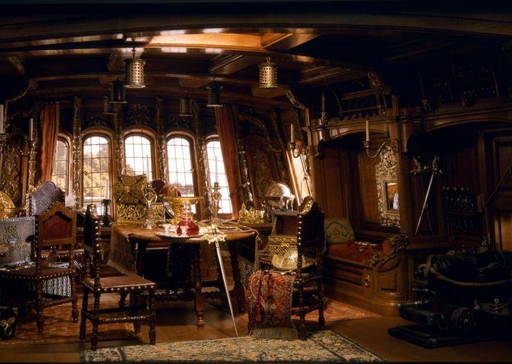 Pirate Ship Captains Quarters Door Saving spyre