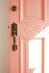 25+ Best Ideas about Coral Door on Pinterest | Coral front ...