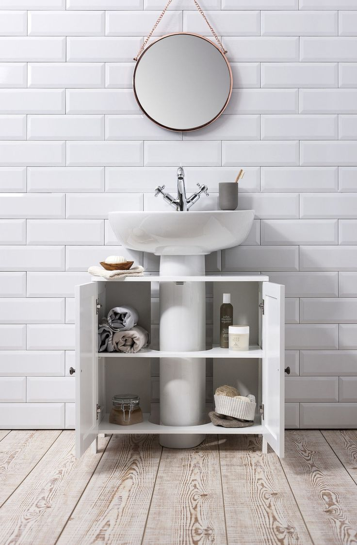 25 best ideas about Bathroom sink cabinets on Pinterest  Tiny bathrooms Small vanity sink and