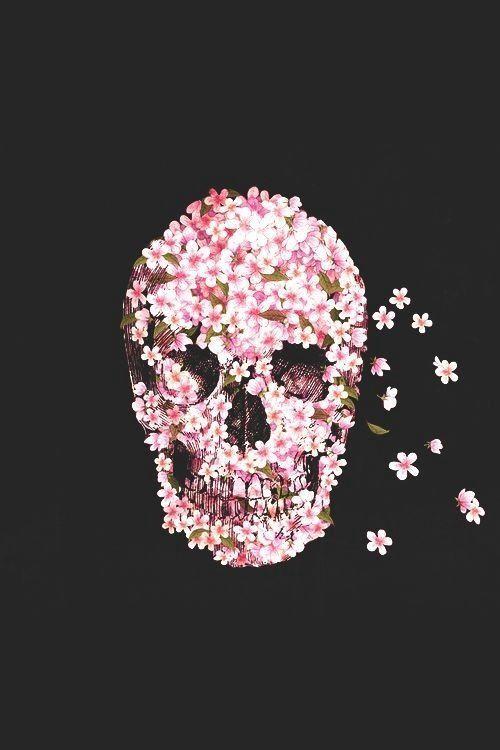 Iphone X Cool Wallpaper Features Sugar Skull Wallpaper Background Pretty Designs Pinterest