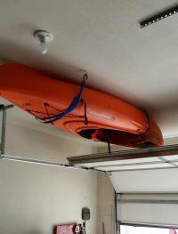 Best 25+ Kayak storage ideas on Pinterest   Canoe storage ...