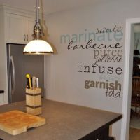 17 Best images about kitchen feature wall ideas on ...