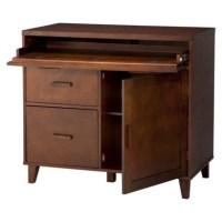target - hidden computer desk | For the Home | Pinterest ...