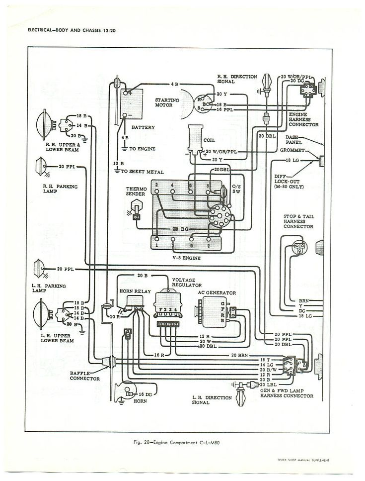 [DIAGRAM] Electrical Diagrams Chevy Only Wiring Diagram