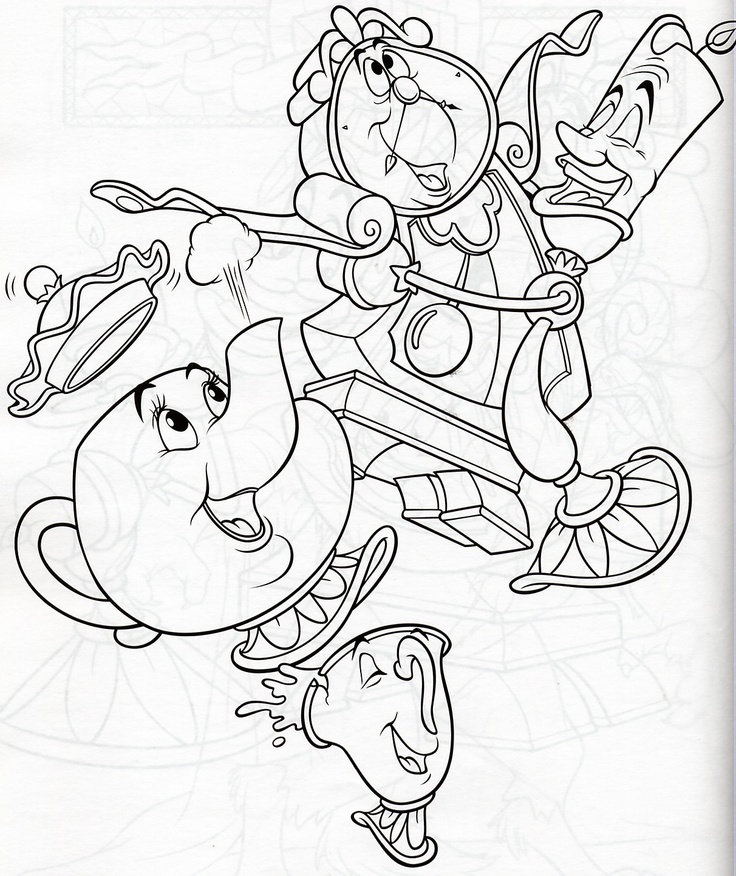 Baby Ewok Coloring Pages