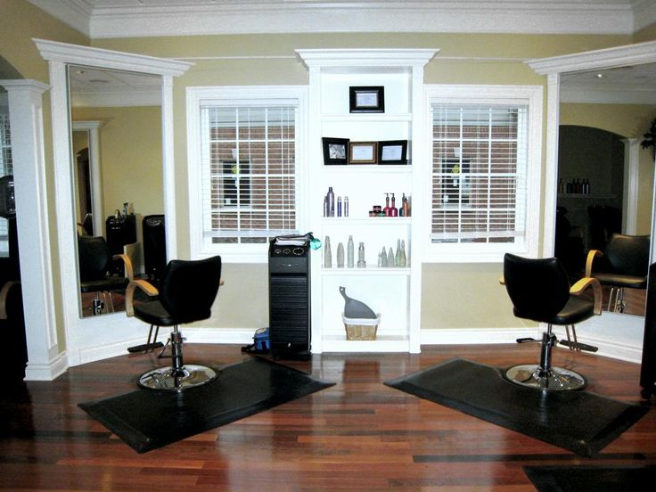 127 best images about salon on Pinterest  In home salon Beauty salons and Hair salons