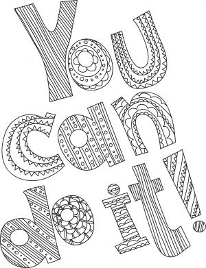 1131 best images about Coloring Pages~Words on Pinterest