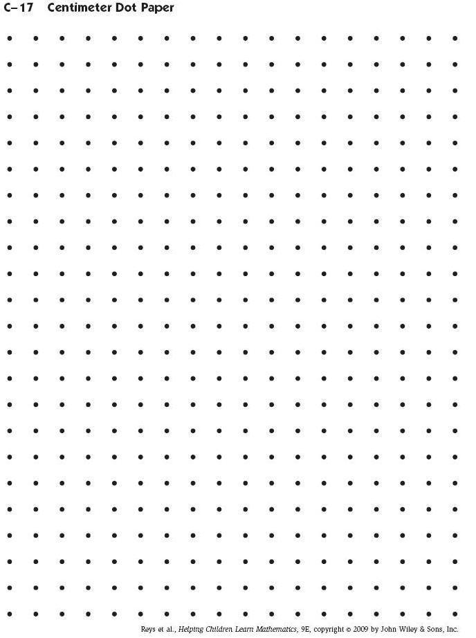dot grid paper pdf