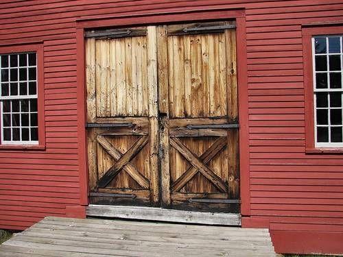 Studio Barn Doors. #MusiciansStudio #Jordan