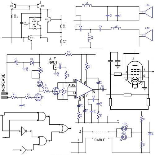 about us electronic circuits electronic tutorials engineering hobby