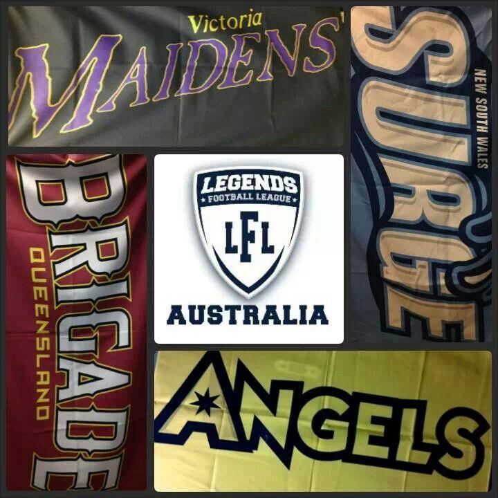 1000 Images About LFL Australia Teams On Pinterest