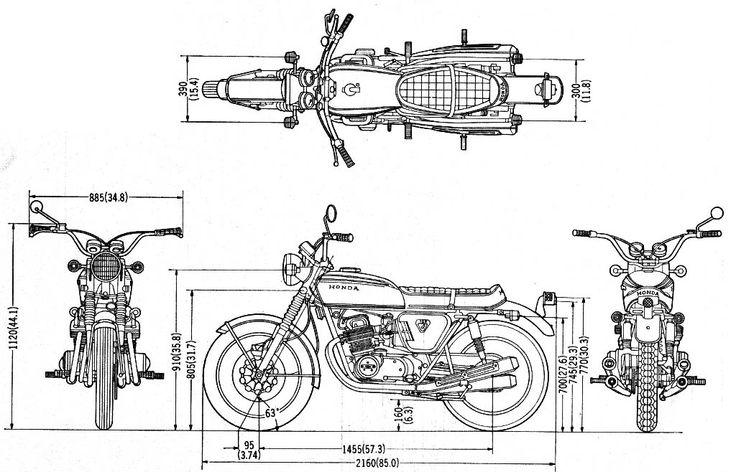 Ducati Monster Dimensions