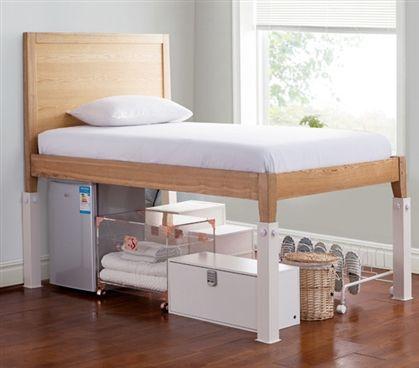 Best 25 Bed risers ideas on Pinterest