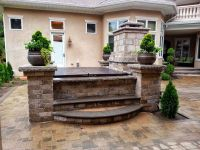 25+ best ideas about Hot tubs landscaping on Pinterest ...